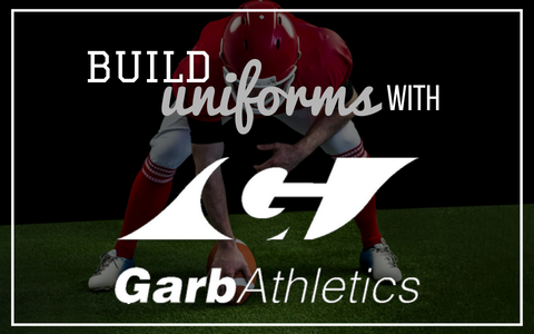 Click here to explore uniform options for Garb Athletics