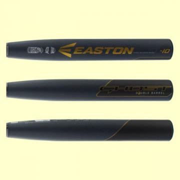 2019 Easton Ghost Double Barrel -10 USSSA Fastpitch Softball Bat: FP19GHU10
