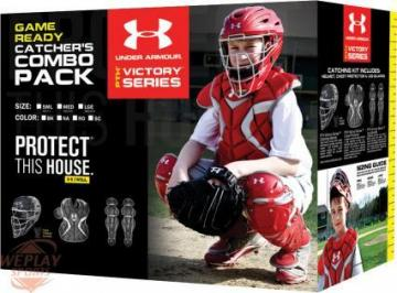Under Armour Baseball Victory Series Catching Kit 8dee4a237f1f3